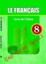 """""""Le Français"""" (Fransız dili - əsas xarici dil) fənni üzrə 8-ci sinif üçün dərslik"""