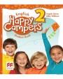 """""""İngilis dili"""" (Happy Campers) - əsas xarici dil fənni üzrə 2-ci sinif üçün dərslik"""