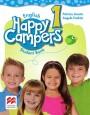"""""""İngilis dili"""" (Happy Campers) - əsas xarici dil fənni üzrə 1-ci sinif üçün dərslik"""